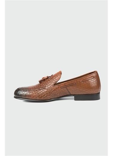 TWN Loafer Ayakkabı Taba